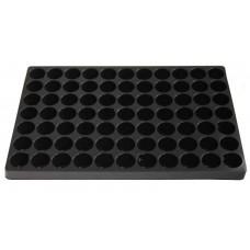 Рассадная кассета 77 ячеек круг(Vяч 92мл)(п/б) (50шт)