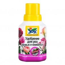 JOY Удобрение Для Роз садовых и комнатных фл 0,25л (24шт/кор)  JOY