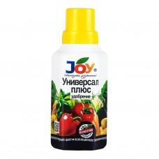 JOY Лигногумат NPK-6%Универсал-плюс  фл 0,33л (20шт/кор) на 170л воды  JOY