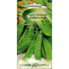 Горох Амброзия сахарный 25г Гавриш (серия 1+1)