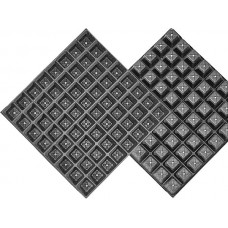 Рассадная кассета 64 ячеек  куб (V80см.куб) (толщ 1мм)Таганрог