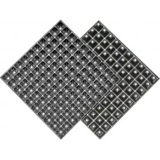 Рассадная кассета 100 ячеек конус (V40см.куб) (толщ 1мм)Таганрог