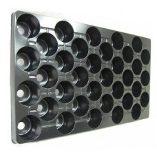 Рассадная кассета 35 ячейки круг (Vяч 125мл)(п/м)(70шт)