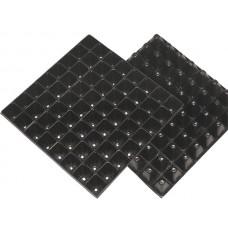 Рассадная кассета 64 ячеек  конус (V50см.куб) (толщ 1мм)Таганрог