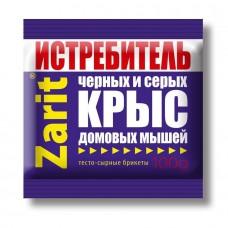 Зарит Истребитель ТриКота тесто-сыр брикет 100гр (50шт/кор) Летто