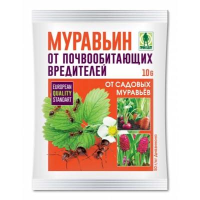 Муравьин 10г (350шт) 01-464 Тех