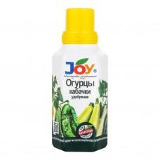 JOY Лигногумат NPK-6%Огурцы  фл 0,33л (20шт/кор) на 170л воды  JOY