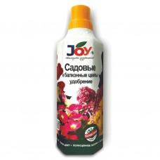 JOY Лигногумат NPK-6%Садовые и балконные цветы фл 1л (9шт/кор) на 480л воды  JOY