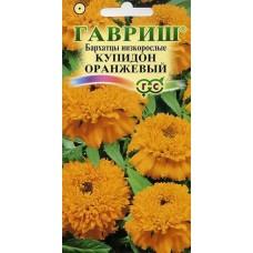Бархатцы пр.Купидон оранжевый (20см) 0,05г Гавриш