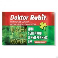 Биоочиститель д/выгребных ям 75г Д.Рубит (35шт) Летто