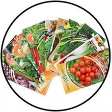 Мелкопакетированные семена овощей