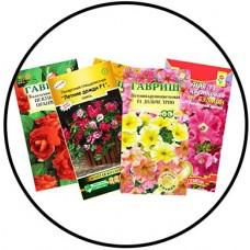 Мелкопакетированные семена цветов